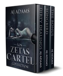 Los Zetas Cartel Collection (3 book series) 3d kindle by AJ Adams