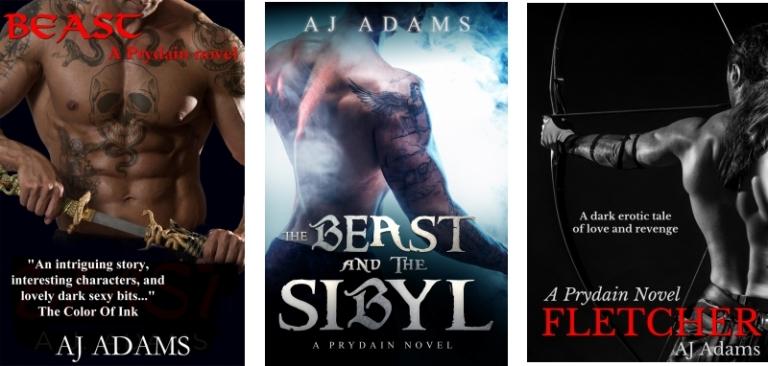 Prydain series by AJ Adams.jpg